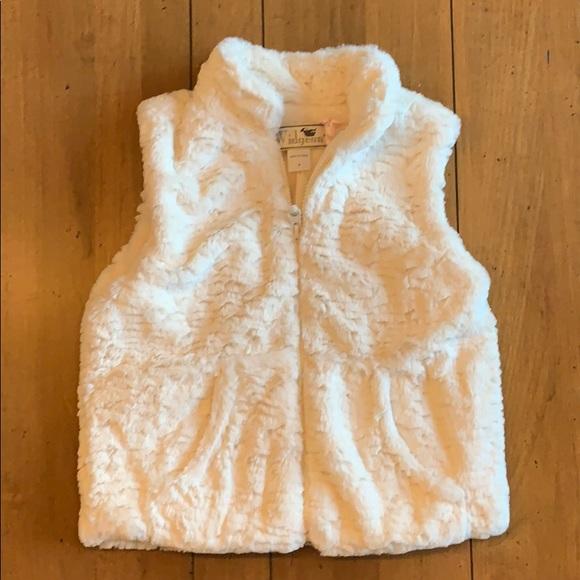 Widgeon Other - NWT! Widgeon - Faux Fur Vest - 4T